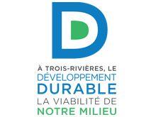 Programme de certification en développement durable de la Ville de Trois-Rivières.